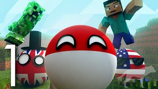 Download Countryballs in Minecraft! Part 1 Video