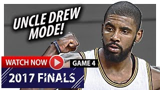 Download Kyrie Irving Full Game 4 Highlights vs Warriors 2017 Finals - 40 Pts, 7 Reb, UNREAL! Video
