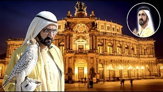 Download Mohammed bin Rashid Lifestyle, Family, House, Car, Estate, Private Jet, Yacht, Hobbies & Net Worth Video