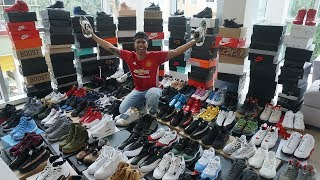 Download MY EPIC SHOE COLLECTION !!! Video
