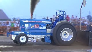 Download Tractor & Truck Pulling - 10,000HP Engine, Turbo Sounds, Diesel Power, Wheelies & More! Video