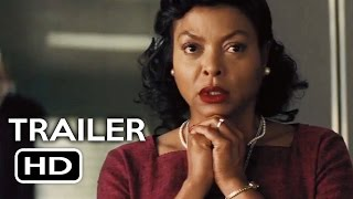 Download Hidden Figures Official Trailer #2 (2017) Taraji P. Henson, Janelle Monáe Drama Movie HD Video