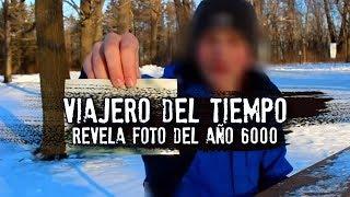Download Viajero del tiempo revela foto del año 6000 | VIDEOGRABACIÓN Video