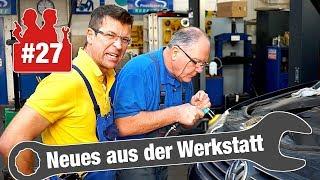 Download So geht Scheinwerferpolitur - aber ist es illegal? Und: Opel-Bremsleitungen des Grauens | NadW 27 Video