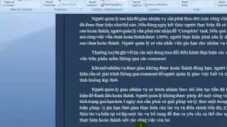 Download Hướng dẫn tạo mục lục tự động trên word 2010 Video