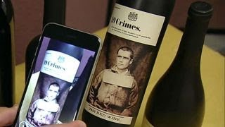 Download Using augmented reality to sell wine Video