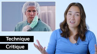 Download Surgical Resident Breaks Down 49 Medical Scenes From Film & TV | WIRED Video