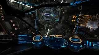 Download 'Elite:Dangerous' v1.3 - The Fastest Hunk of Junk in the Galaxy (Flight Assist Off) Video