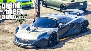 Download Yamatum O | GTA V : #219 รถที่เร็วที่สุดในโลก Hennessey Venom GT mods Video