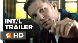 Download Legend Official International Trailer #1 (2015) - Tom Hardy, Emily Browning Movie HD Video