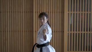 Download KARATEDO - Ayano Nakamura/Interview - IS JAPAN COOL? DOU(空手道 - 中村 綾乃) Video
