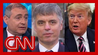 Download Key Ukrainian official responds to Parnas' Trump allegations Video