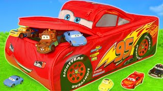 Download Cars Toys Surprise: Lightning McQueen, Fire Truck & Toy Vehicles Play for Kids Video
