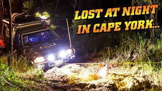Download MIDNIGHT RUN in Cape York! We lost the track... Video