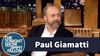 Download Meeting Ice Cube Turned Paul Giamatti Into a Little Girl Video