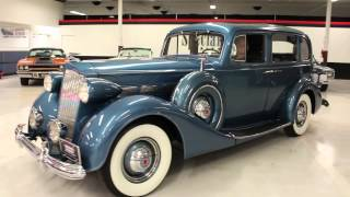Download 1937 Packard Super Eight F13006 Video