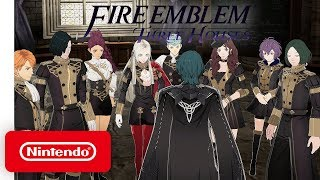 Download Fire Emblem: Three Houses - Welcome to the Black Eagle House - Nintendo Switch Video