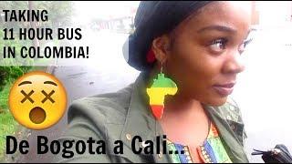 Download BUS RIDE IN COLOMBIA 11 hours! | Tomando el bus en Colombia por 11 horas Video