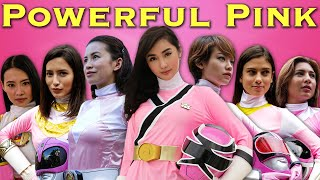 Download The Powerful Pink [FOREVER SERIES] Power Rangers | Super Sentai Video