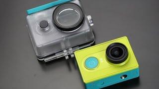 Download Xiaomi Xiaoyi Waterproof Action Camera Review Video