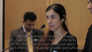 Download Nadia Murad: Slavery to Empowerment Video
