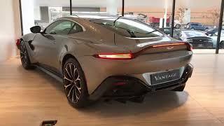 Download 2018 Aston Martin Vantage Video
