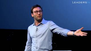 Download Simon Sinek's talk and full interview at the London Science Museum Video