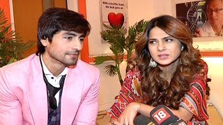 Download Harshad And Jennifer Share The Memorable Moment In Bepanah Video