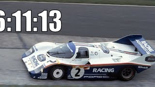 Download The Unbeatable Nurburgring Lap Record - Tribute to Stefan Bellof Video