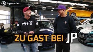 Download ZU GAST BEI JP PERFORMANCE | felgenoutlet Video