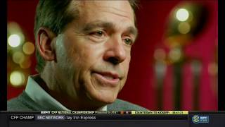Download 2016 SECN - Nick Saban Interview with Tim Tebow (HD) Video