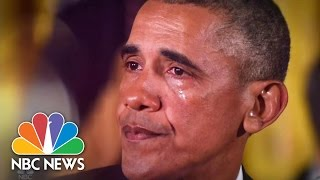 Download President Obama Remembers 'Biggest Disappointment' As President | NBC News Video