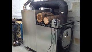 Download Wood Gasification Furnace/Boiler Video