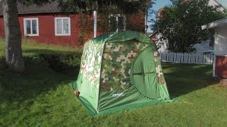 Download A Sauna in a Tent - Mobiba MB-10 Tour Video