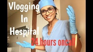 Download DAY IN THE LIFE OF A DOCTOR - VLOGGING IN HOSPITAL! Video