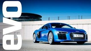 Download Audi R8 V10 | evo REVIEW Video