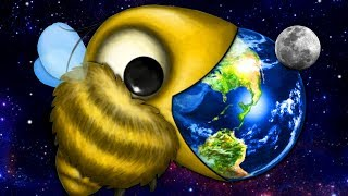 Download PLANETS CAN BEE EATEN - Tasty Planet Forever (Bee Levels) Video