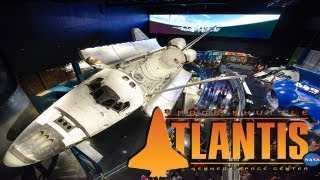 Download Kennedy Space Center Visitor Complex Space Shuttle Atlantis Video