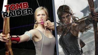 Download We Trained Like Lara Croft From Tomb Raider Video