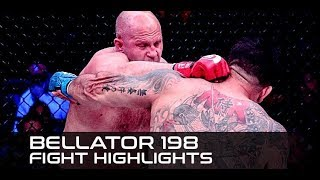 Download Bellator 198 Fight Highlights: Fedor KOs Frank Mir in the First Minute Video