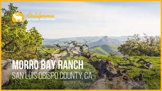 Download Amazing Coastal Ranch | Morro Bay Ranch, Morro Bay California Video
