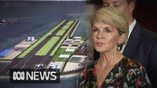 Download Australia's Foreign Minister warns China against militarising the South China Sea Video