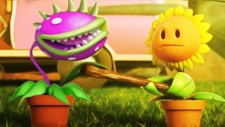 Download Plants vs Zombies 3D Cartoon Animation All Episodes China! 植物大战僵尸! Video
