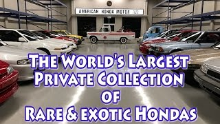 Download You Have Never Seen a Honda Collection Like This Before Video
