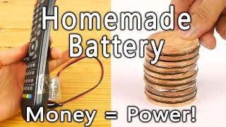 Download How to Make a Coin Battery Video
