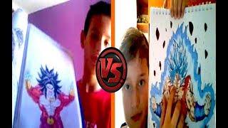 Download top 5 mejores videos (mis dibujos de dragon ball z ) Video