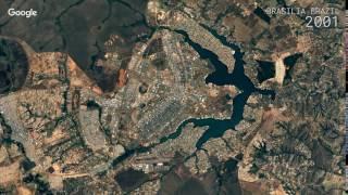 Download Google Timelapse: Brasilia, Brazil Video