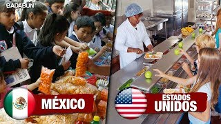 Download Diferencias entre escuelas de EE. UU. y México Video
