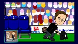 Download ⚽️TIM SHERWOOD SACKED - the CD ALBUM!⚽️ by 442oons (football cartoon gilet quotes) Video