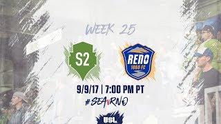 Download USL LIVE - Seattle Sounders FC 2 vs Reno 1868 FC 9/9/17 Video
